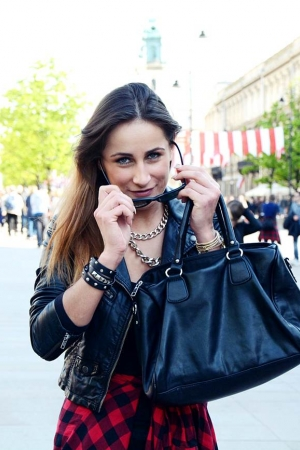 Martyna – Warsaw street style