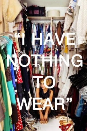 I have nothing to wear!