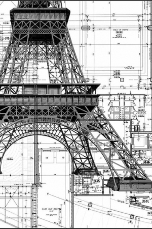 Construction details of the Eiffel Tower