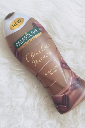Palmolive chocolate passion body butter wash