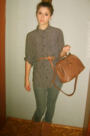 Men's shirt and a new bag :)
